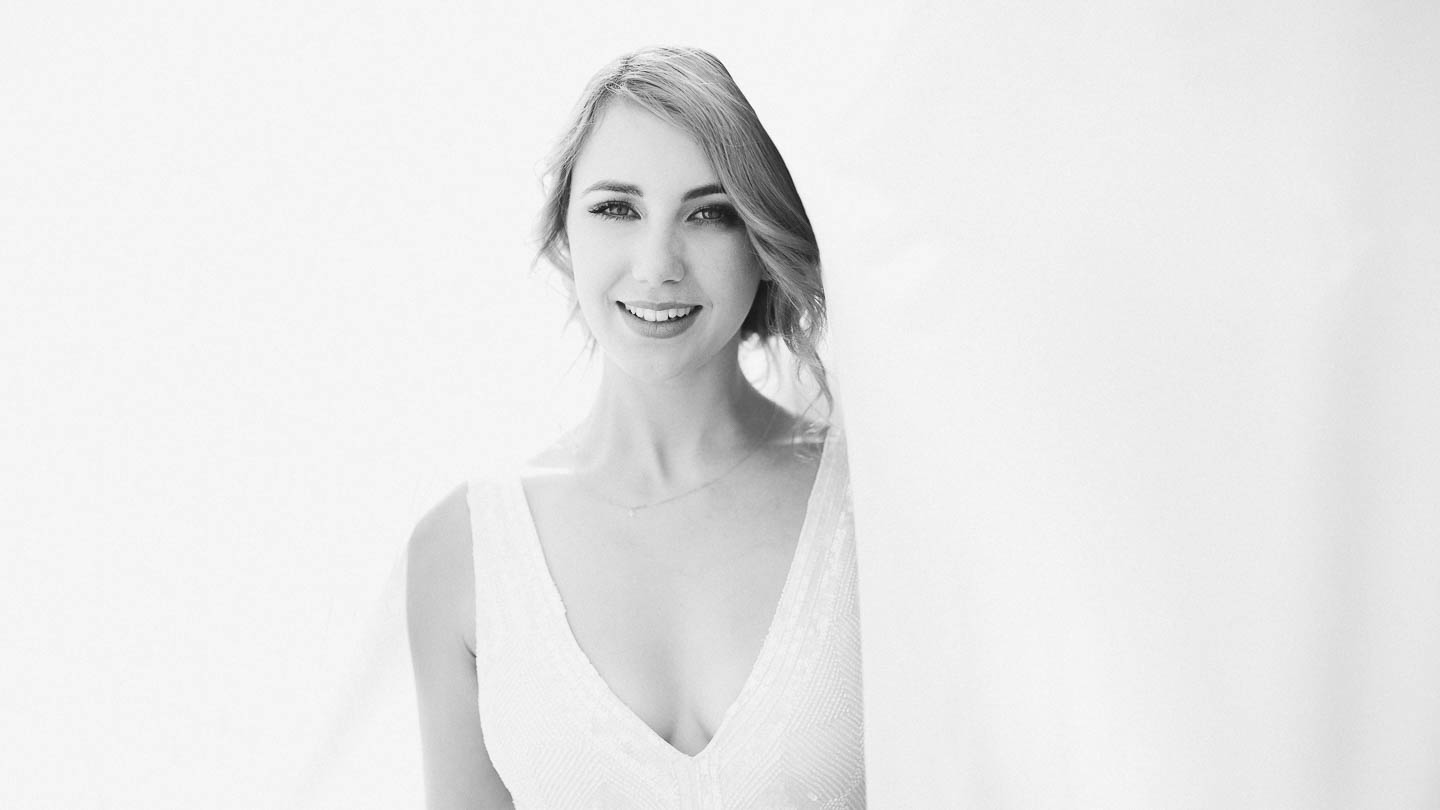 Blenheim Bridal Portrait