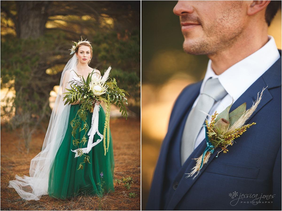 Blenheim Wedding Florist - Pink Poppie Designer Florist