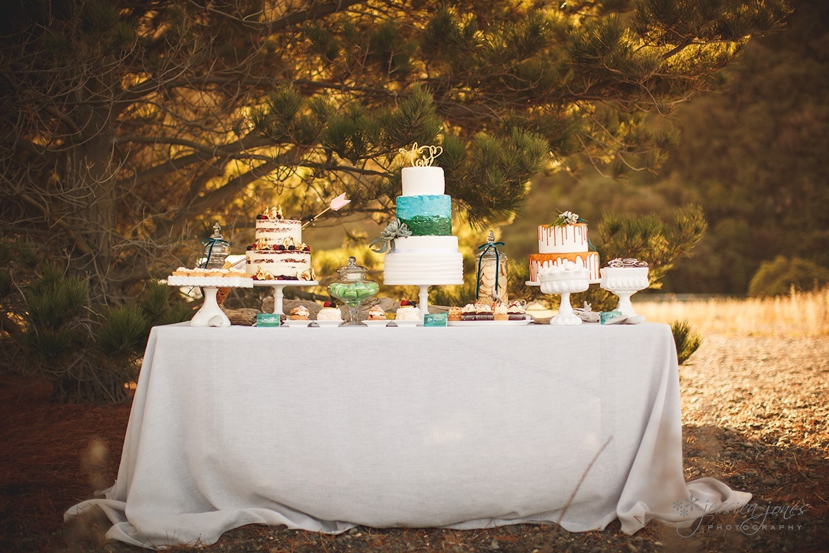 Blenheim Wedding Dessert Buffet - Sweet Creations