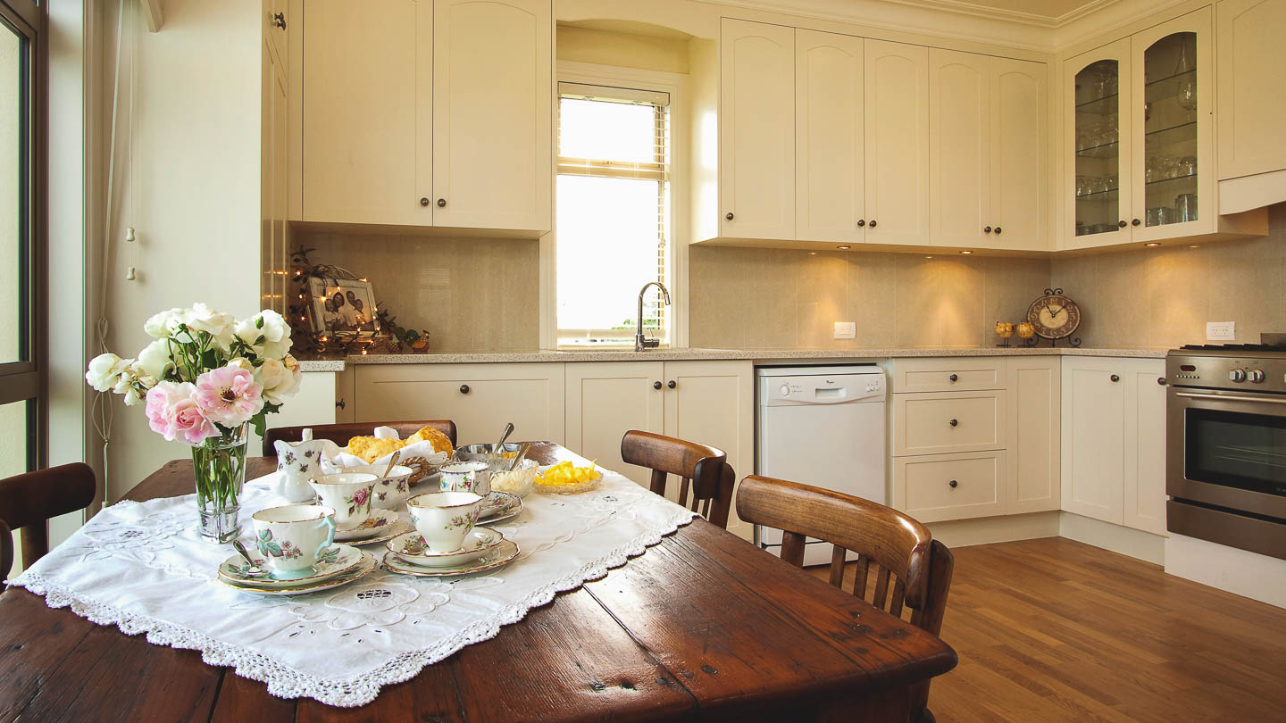 Blenheim Kitchen Photography