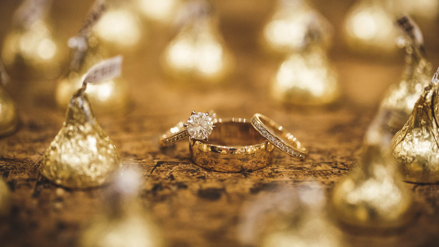 Wedding Rings Blenheim