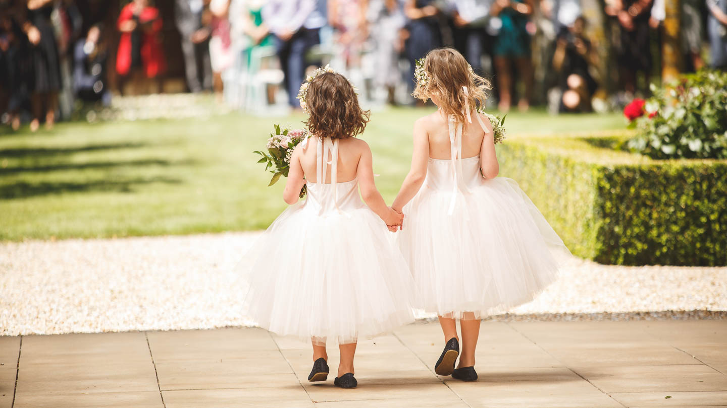 Blenheim Flowergirls