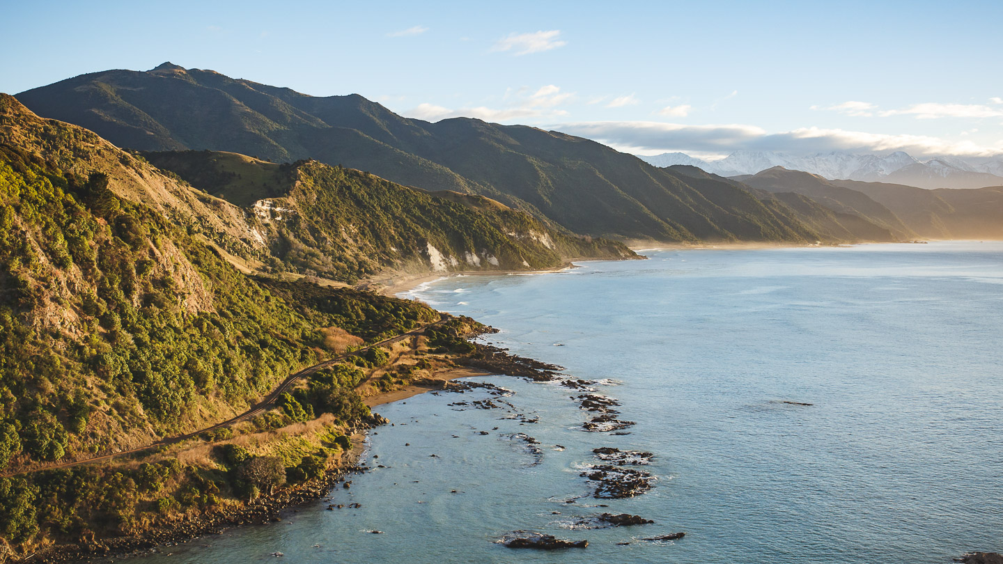 Kaikoura Aerial Photography